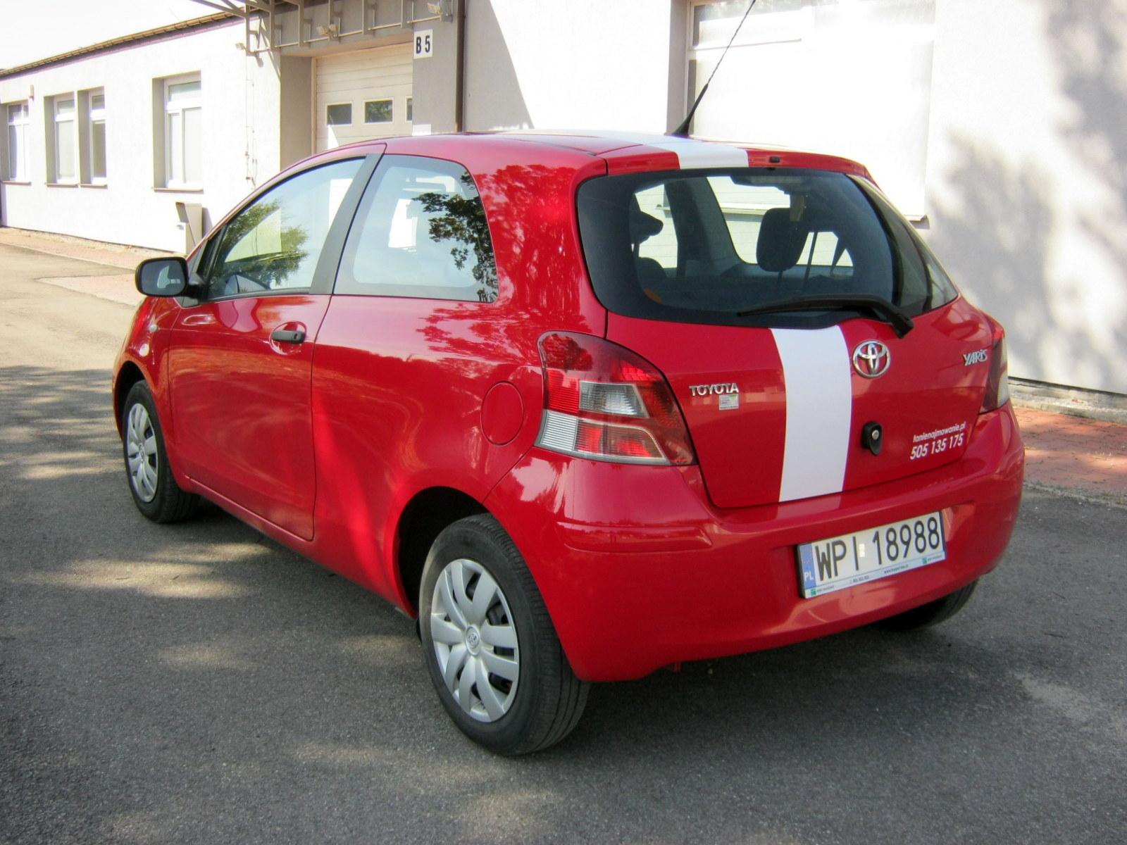 Wypożyczalnia samochodów – Konin